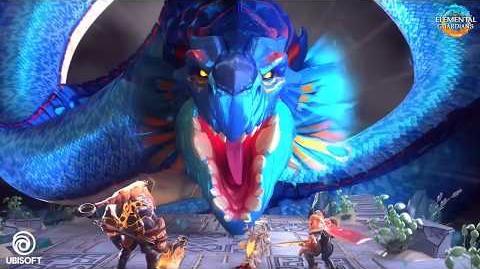 Might & Magic Elemental Guardians 2.0 Trailer