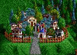 Город чародеев без форта