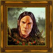 Сандор портрет