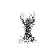 Концепт-арт тёмной святыни