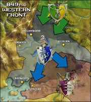 Вторая фаза Десятилетней войны