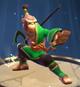 Масару-монах-земляной
