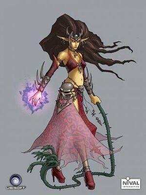 Сумеречная ведьма1