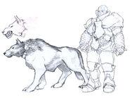 Укротитель волков