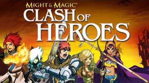 Might & Magic Clash of Heroes Launch Trailer North America