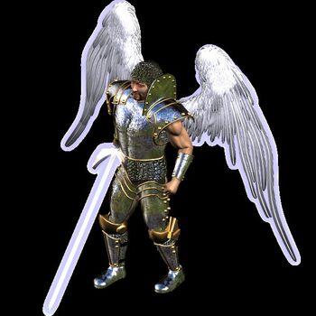Ангел - H4 - арт