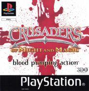 Crusaders of Might and Magic-PS-обложка