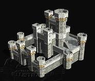 Герои 5 НМК Замок