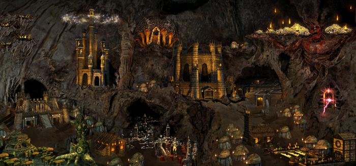Подземелье - H3 - общий вид