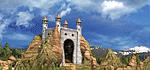 Башня грифонов - ЗамокH3