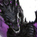 Сумрачный дракон-иконка-H7