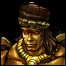 Обсидиановый голем-иконка