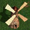 Ветряная мельница - H3