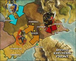 Третья фаза ДЕсятилетней войны