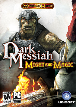 Dark Messiah of Might and Magic Coverart