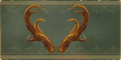 Олений рог