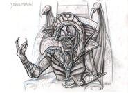 Дракон-фараон (Legends)