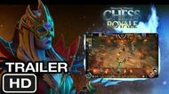 Might & Magic Chess Royale OFFICIAL TRAILER