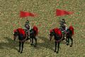 Воины смерти на поле боя
