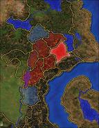 КА - карта во вступлении 8-й миссии
