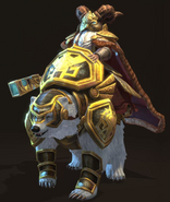Северные кланы-H7-герой магии-мужчина-геймплей