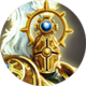 Крестоносец солнца-иконка-H6