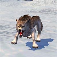 Волк иконка5