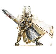 Рыцарь Империи (концепт-арт)
