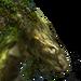 Зелёный дракон-иконка-H7