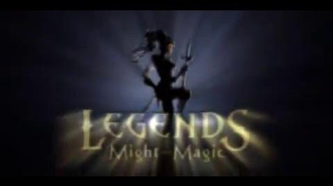 Legends of Might and Magic trailer