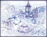 Герои 5 НМК сказочный город