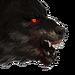 Среброшкурый волк-иконка-H7