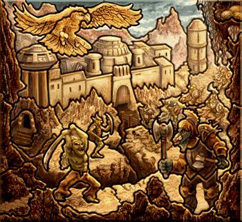 Карта-загадка - Цитадель H3