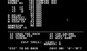 M&M I - скриншот - экран боя