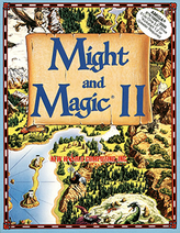 Might and Magic II Coverart