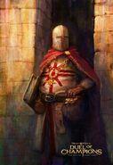 Крестоносец казначей