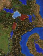 КА - карта во вступлении 3-й миссии