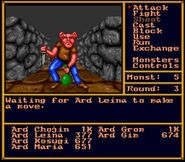 Might and Magic II-SNES-1