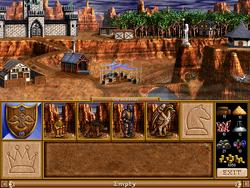H2 - экран города - маги
