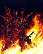 Демон (концепт-арт)