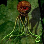 Созерцатель (концепт-арт в цвете)