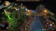HoMM VII - игровая карта