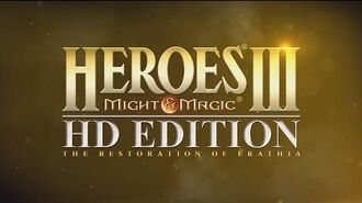 Launch Trailer - Might & Magic Heroes III HD Edition
