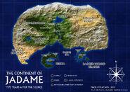 Джадам - карта (неофиц.)