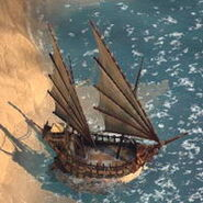 Корабль (HoMM VII)