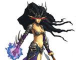 Тёмные эльфы (Асхан)