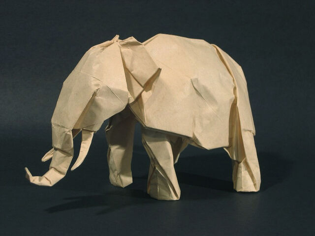 File:Origami-elephant.jpg