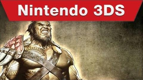 Nintendo 3DS - SQUARE-ENIX - Heroes of Ruin Multiplayer Trailer