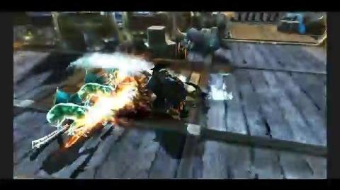 Heroes of Skyrealm Mobile Action RPG – Galleon Combat Abilities