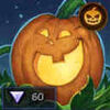 Portrait - Laughing Pumpkin